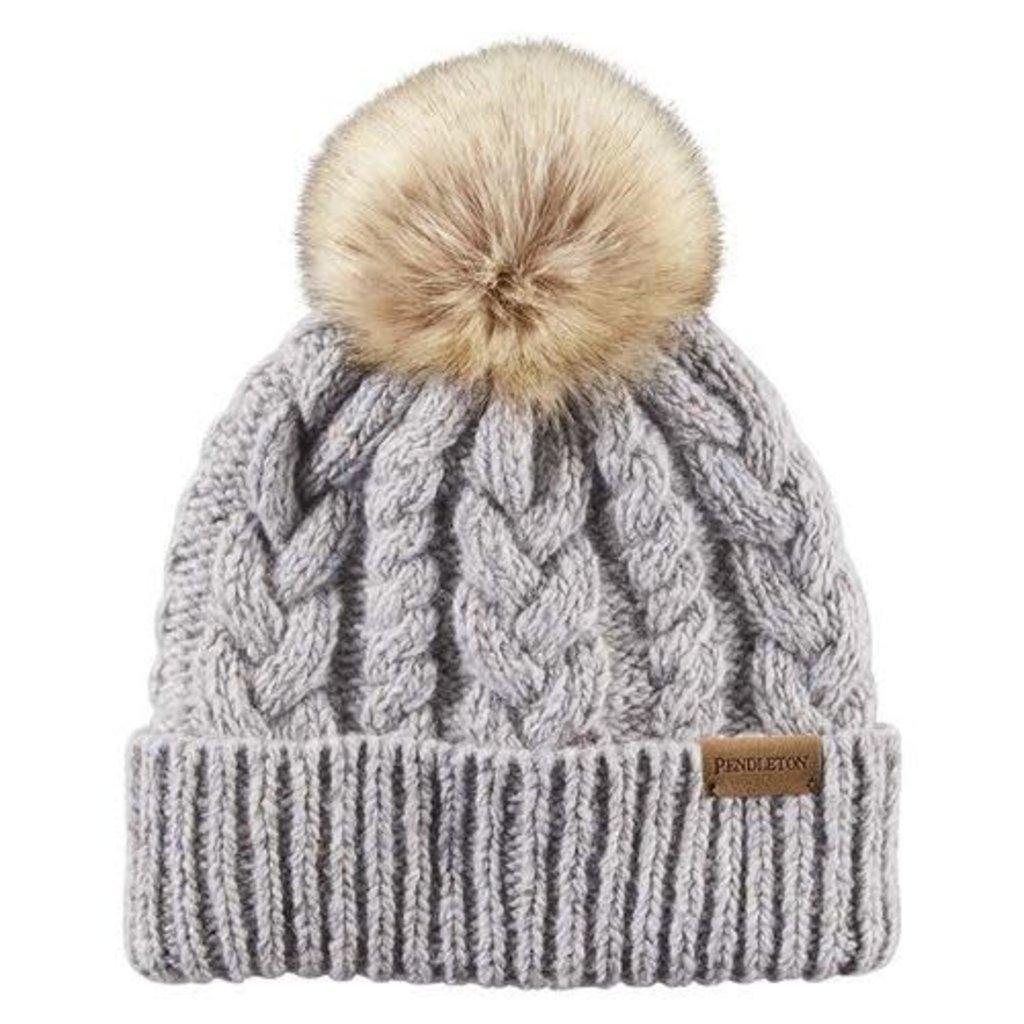 Pendleton Pendleton | Cable Hat | Grey