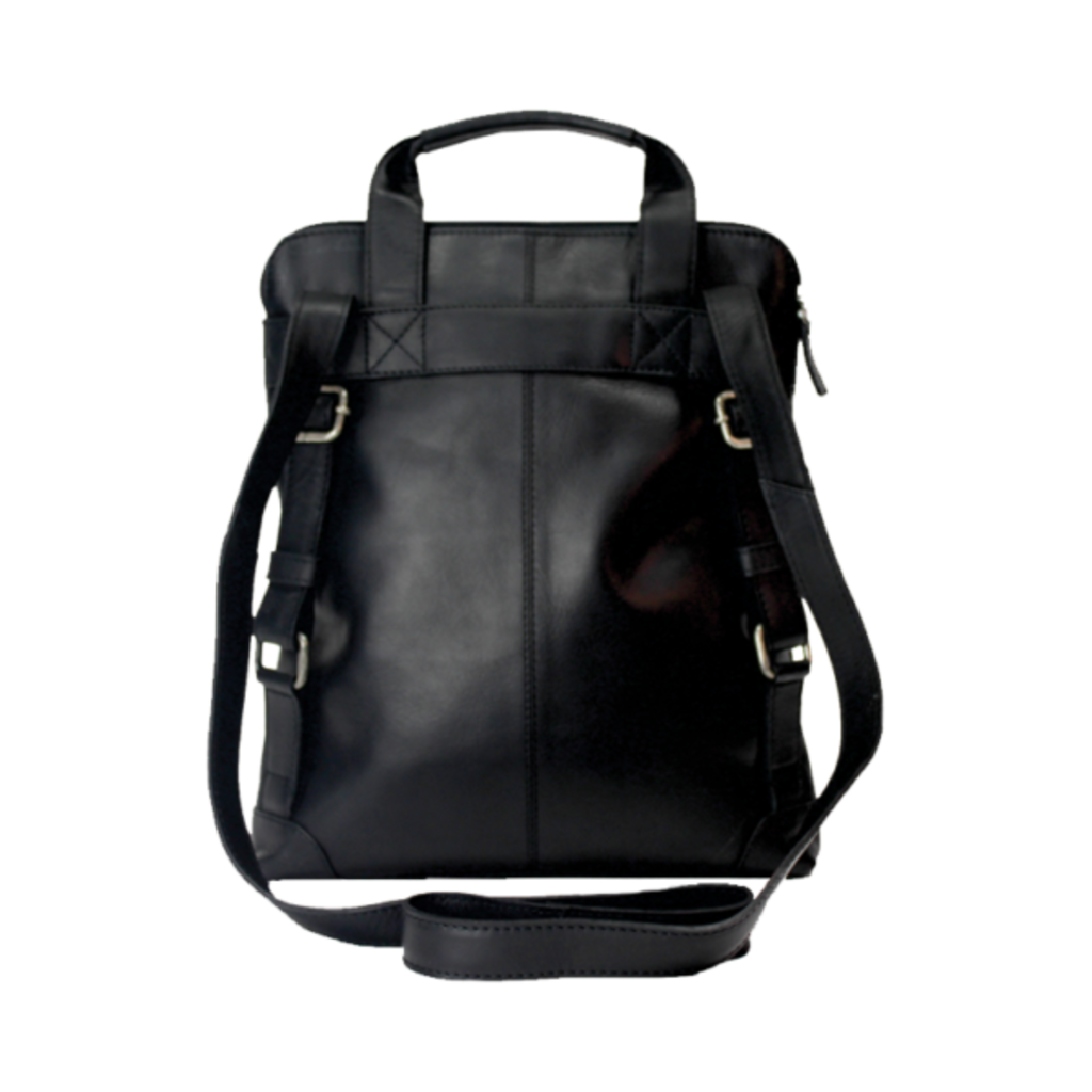 Rugged Earth | Leather Backpack