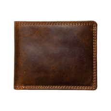 Rugged Earth | Bifold Leather Wallet