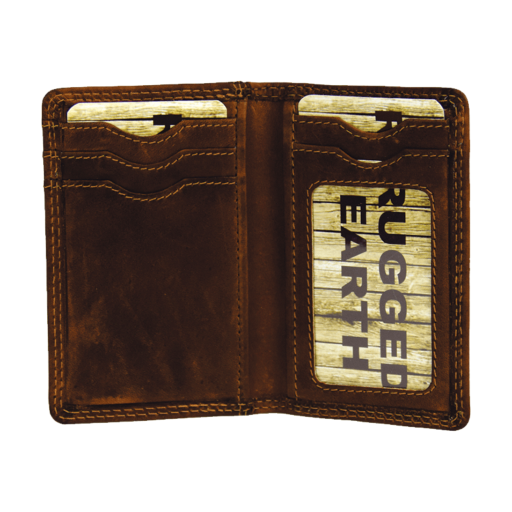Rugged Earth | Small Credit Card Wallet