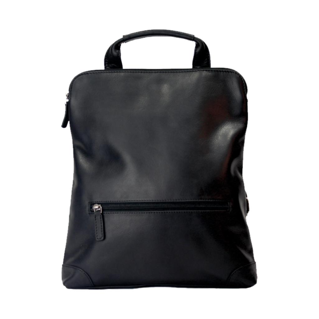 Rugged Earth | Leather Backpack