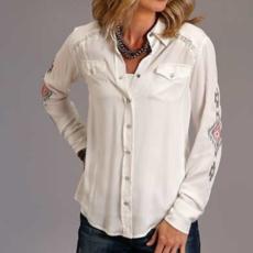 Stetson   Rayon Cotton Twill Shirt