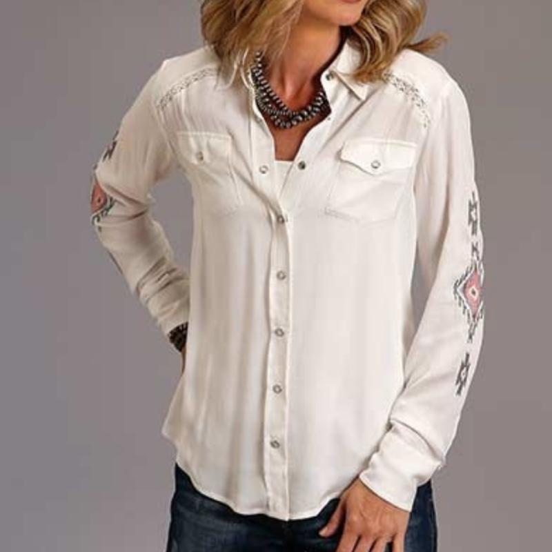 Stetson | Rayon Cotton Twill Shirt