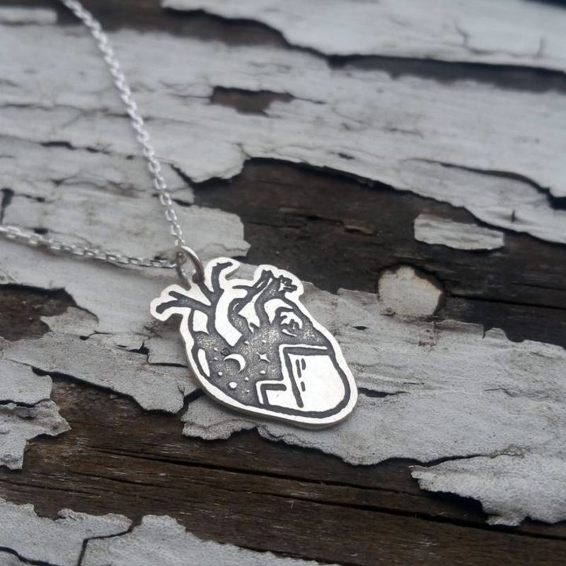 The Bearded Jeweler Wild At Heart Necklace