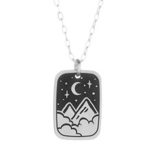 The Bearded Jeweler The Bearded Jeweler |  A Night in the Stars Necklace