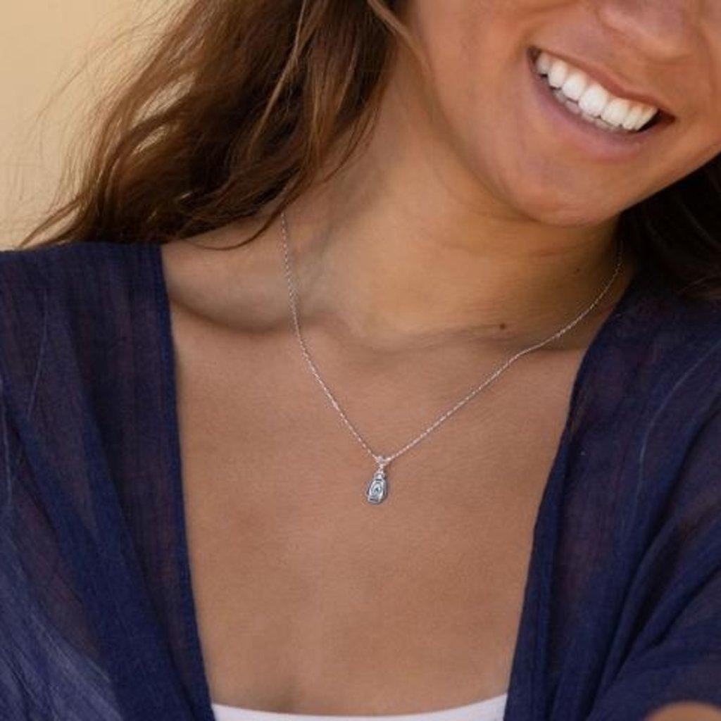 The Bearded Jeweler The Bearded Jeweler | Lantern Tiny Necklace