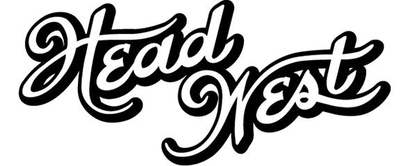 Head West logo