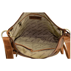 Rugged Earth | Leather Purse | Brown