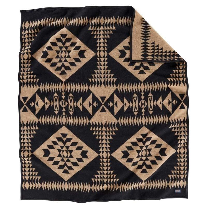 Pendleton Jacquard Napped Blanket | Basket Maker