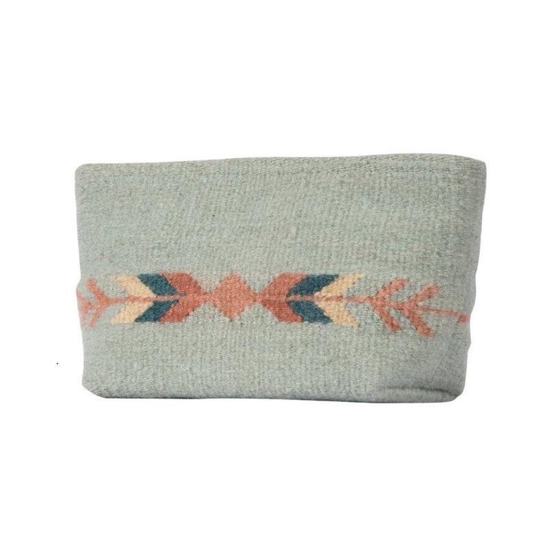 Manos Zapotecas   Wind + Arrows Clutch