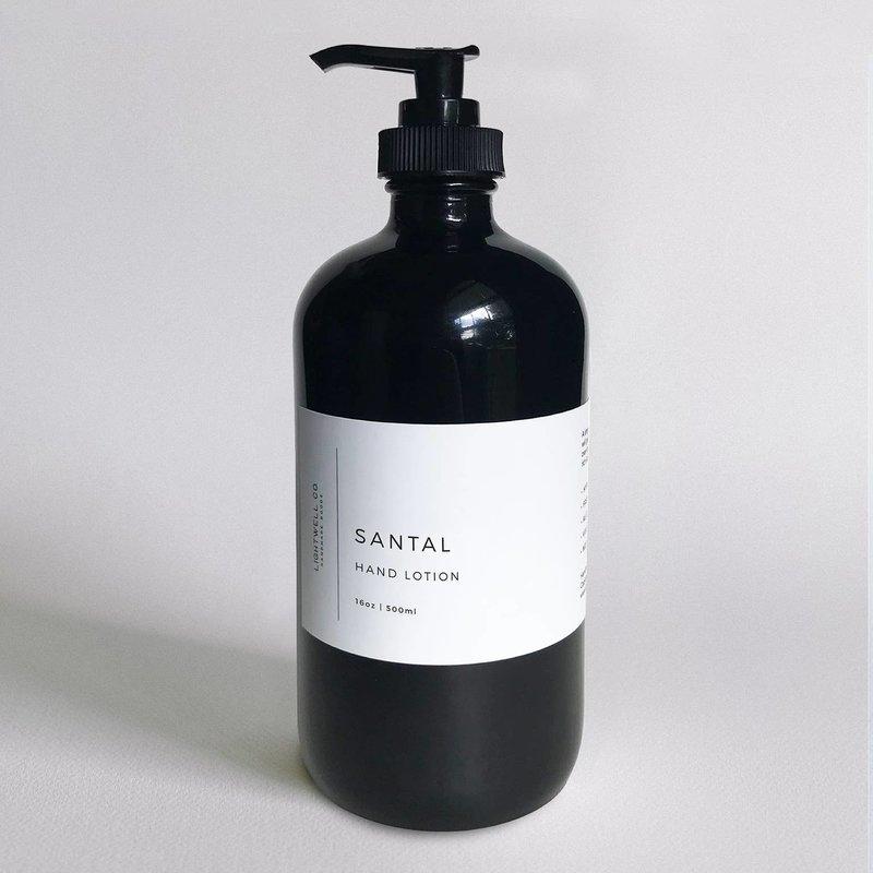 Lightwell Co. Lightwell Co. | Hand Lotion | Santal