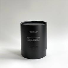 Lightwell Co. Lightwell Co.   Black Tumbler Candle   Santal
