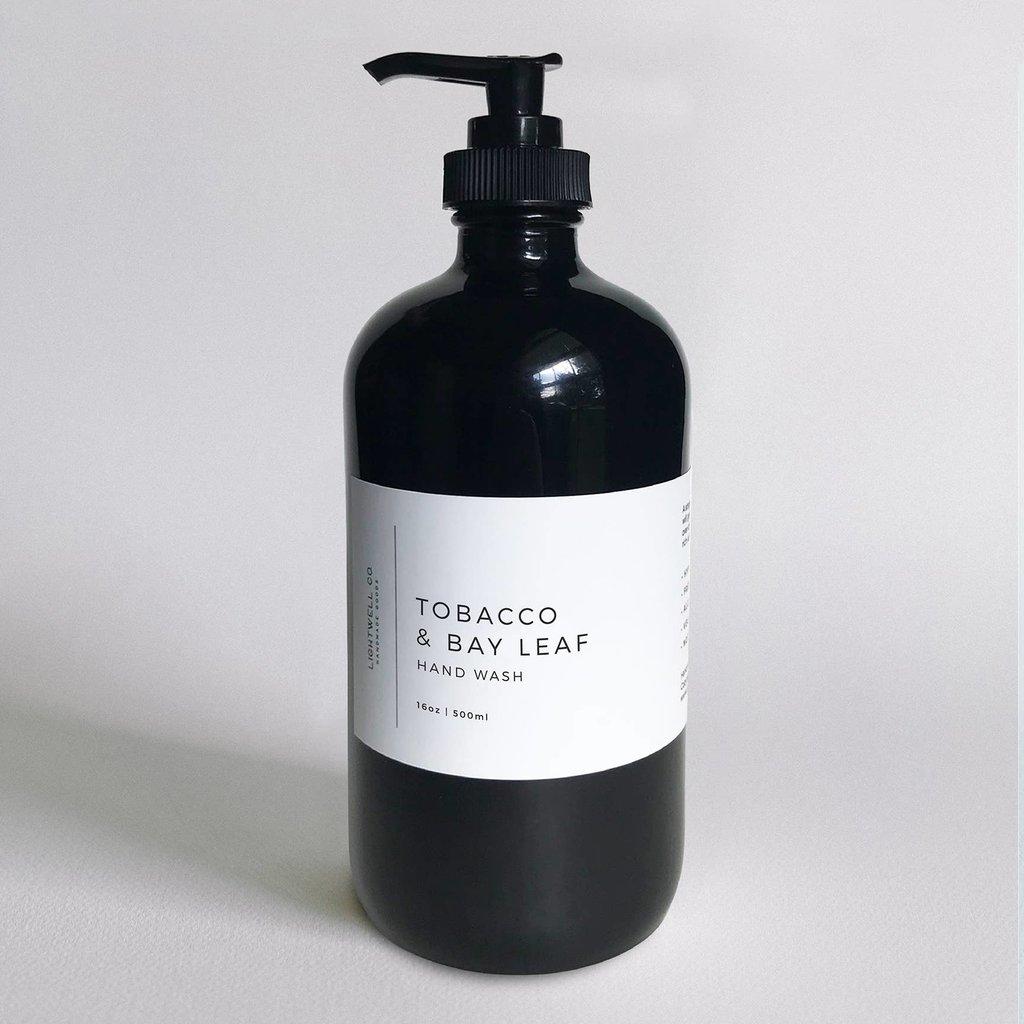 Lightwell Co. Lightwell Co.   Hand Wash   Tobacco & Bay Leaf