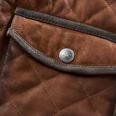 Madison Creek Outfitters | Sedona Waxed Goat Suede Jacket