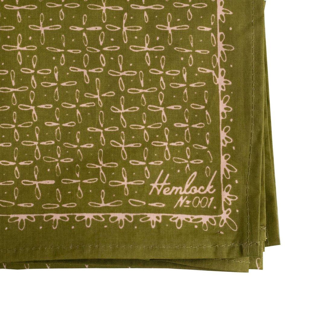 Hemlock Goods Olivette Bandana