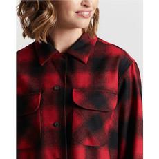 Pendleton Boyfriend Board Shirt | Red Rock Buffalo Ombre