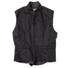 Schaefer Outfitter | Cheyenne Wool Vest | Black