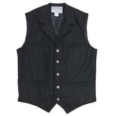 Schaefer Outfitter | McCoy Wool Vest | Black