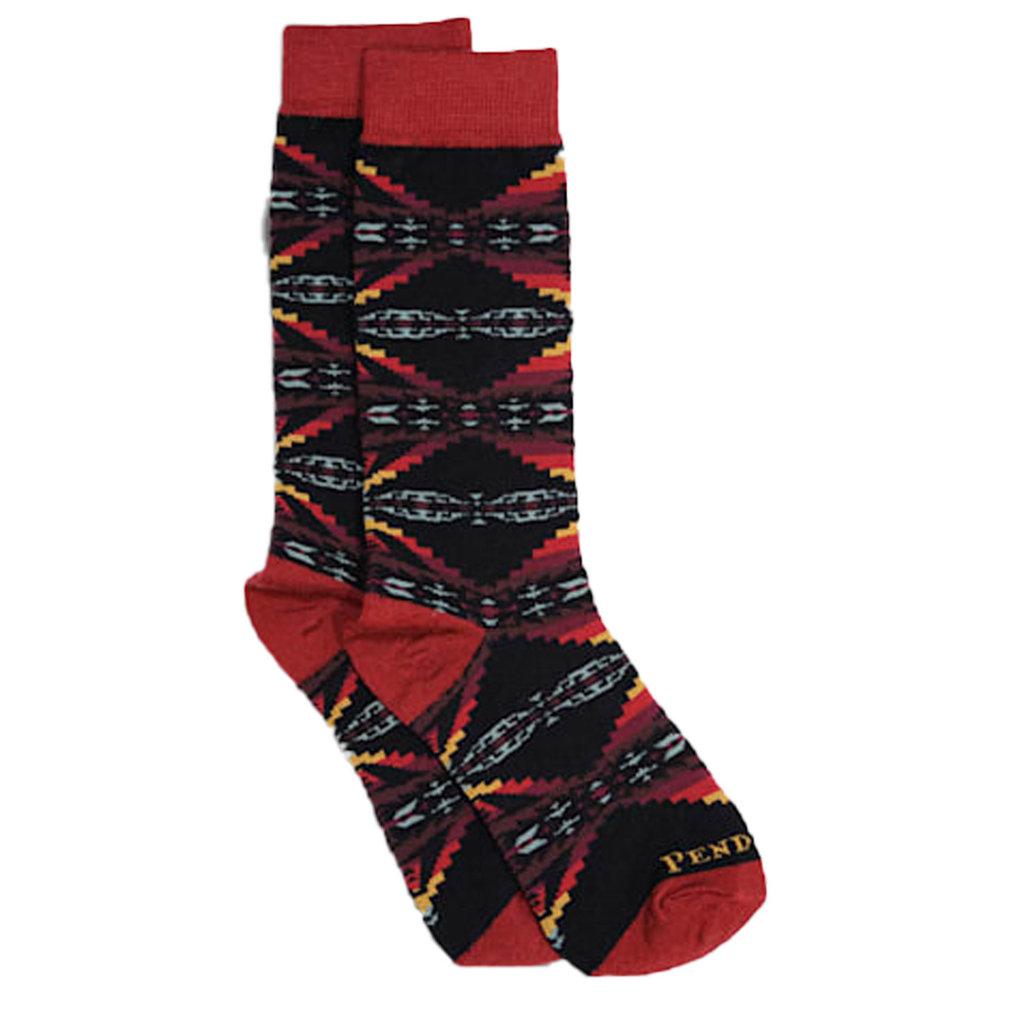 Pendleton Pendleton   Wool Crew Socks   Sierra Ridge
