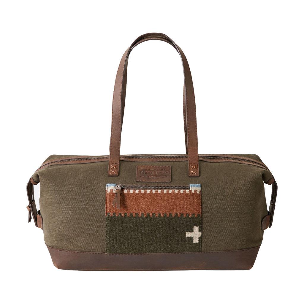 Pendleton Pendleton   Weekender Bag   Bridger Stripe