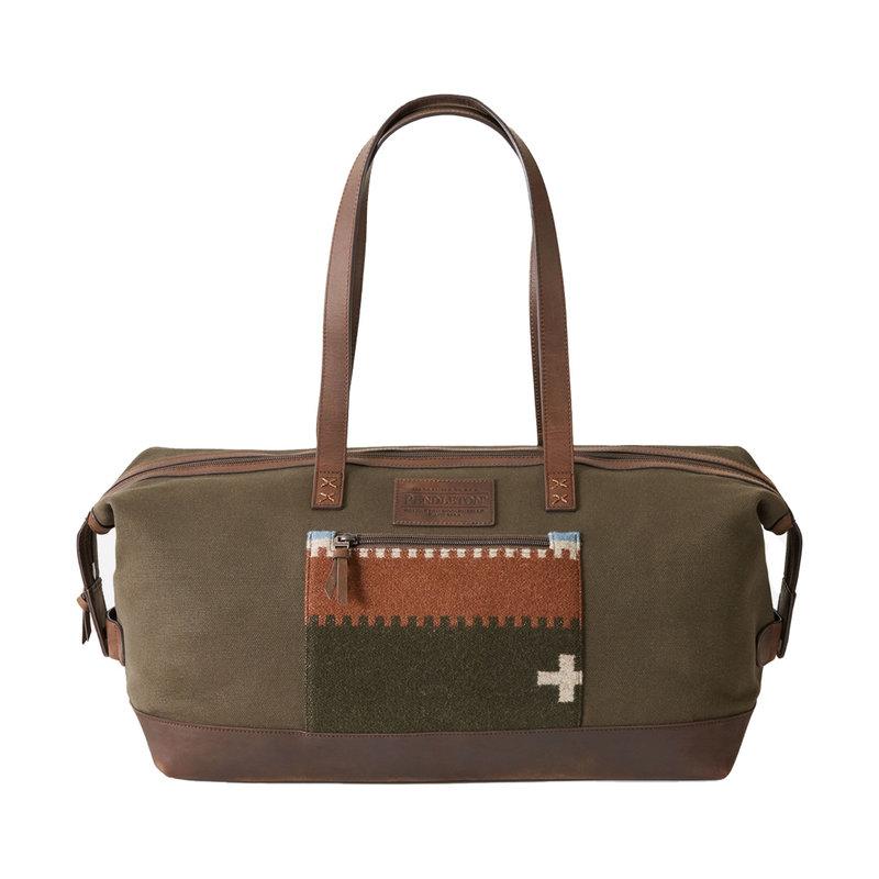 Pendleton Weekender Bag | Bridger Stripe