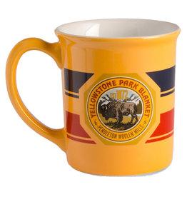 Pendleton National Park Ceramic Mug   Yellowstone Marigold