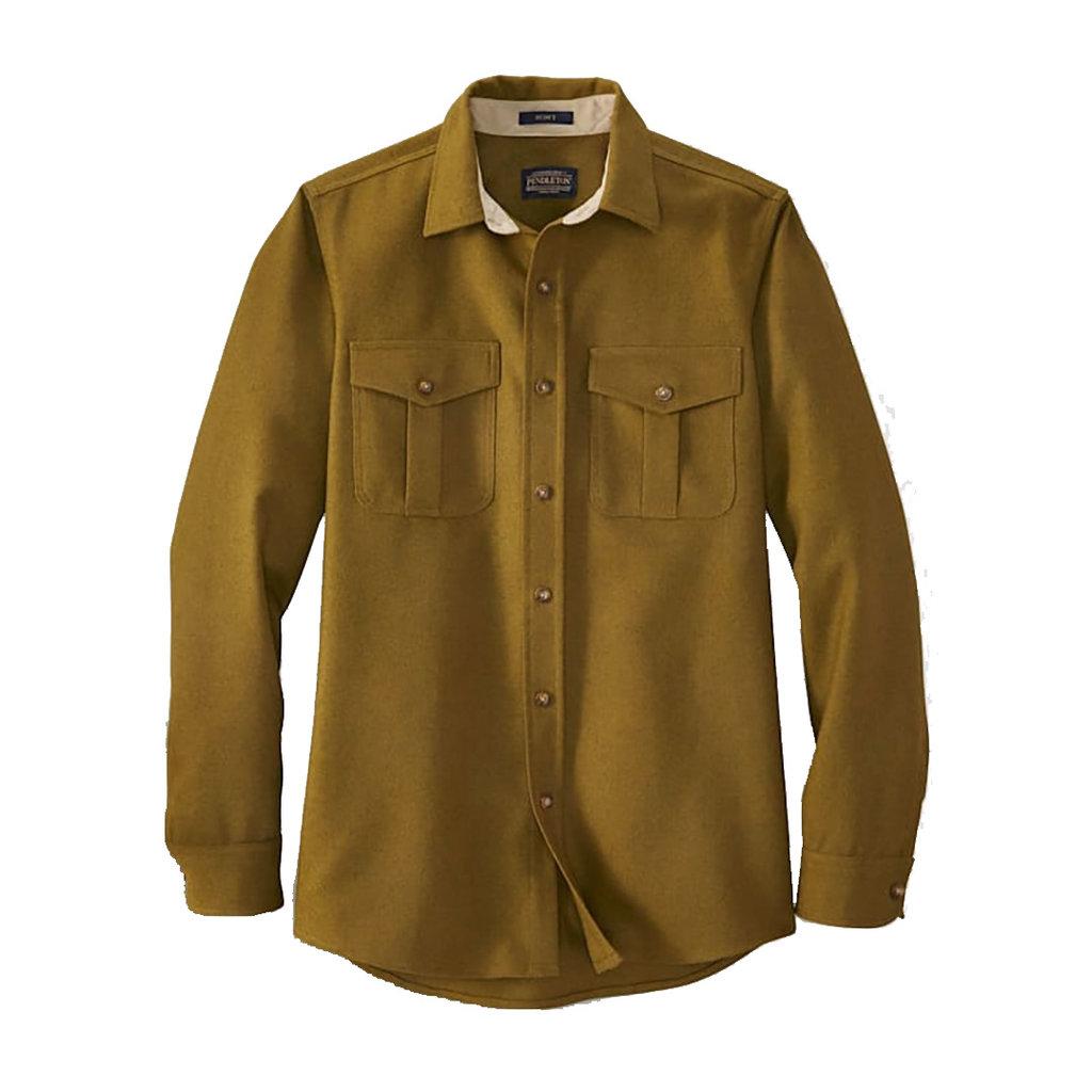 Pendleton Pendleton | Scout Shirt | Bronze