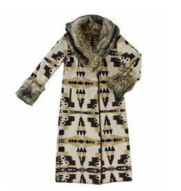 Frontier Blanket Coat   Cashmere