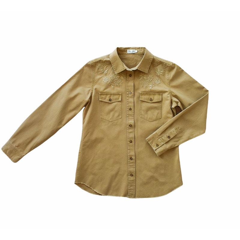 Weston Shirt | Tan