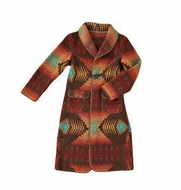 Borderline Coat   Ruby