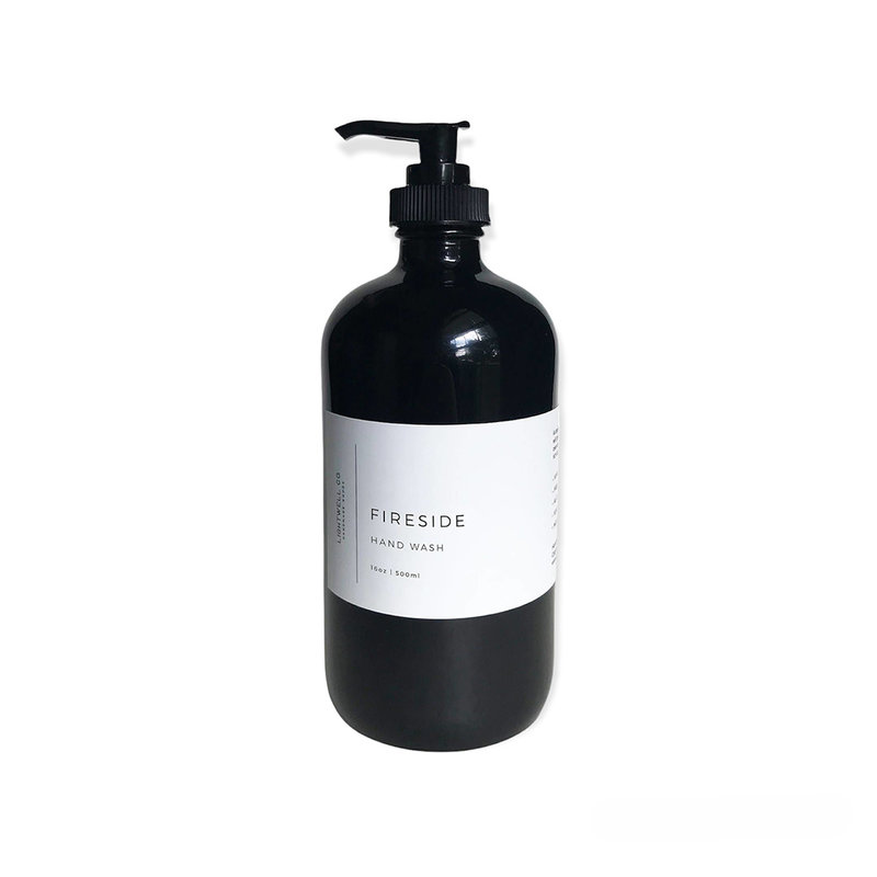 Lightwell Co. Hand Wash | Fireside