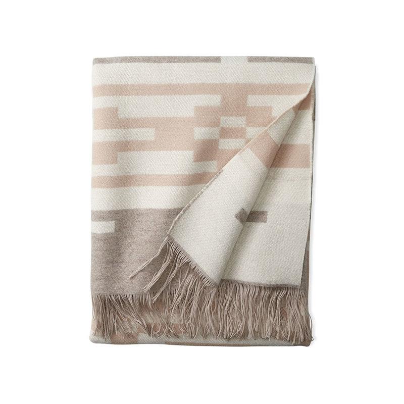 Pendleton Jacquard Fringed Throw Blanket | Sandhills