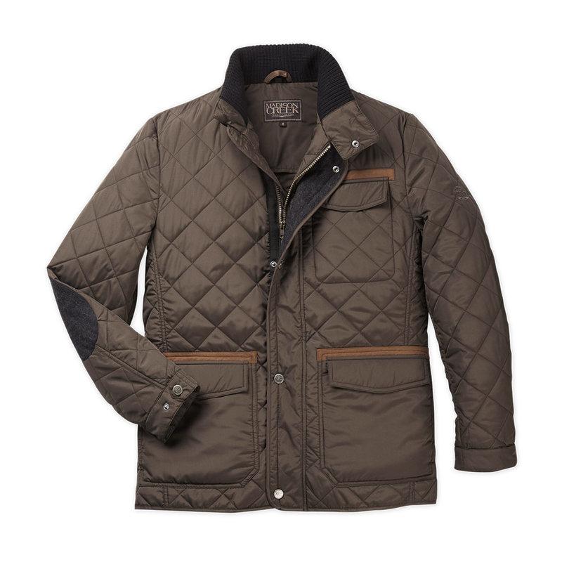 Adventurer Jacket | Gunmetal