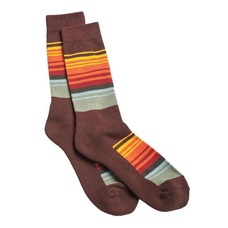 Pendleton Crew Socks | National Park Stripe | Great Smoky Mountains