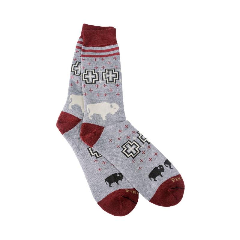 Pendleton Camp Socks   San Miguel