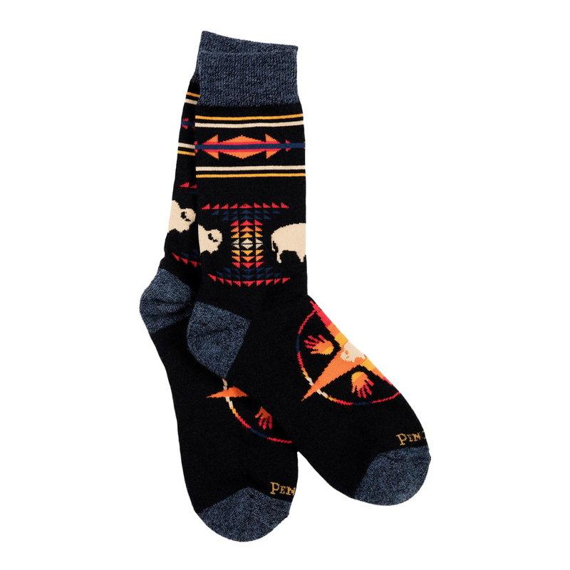 Pendleton Camp Socks   Big Medicine
