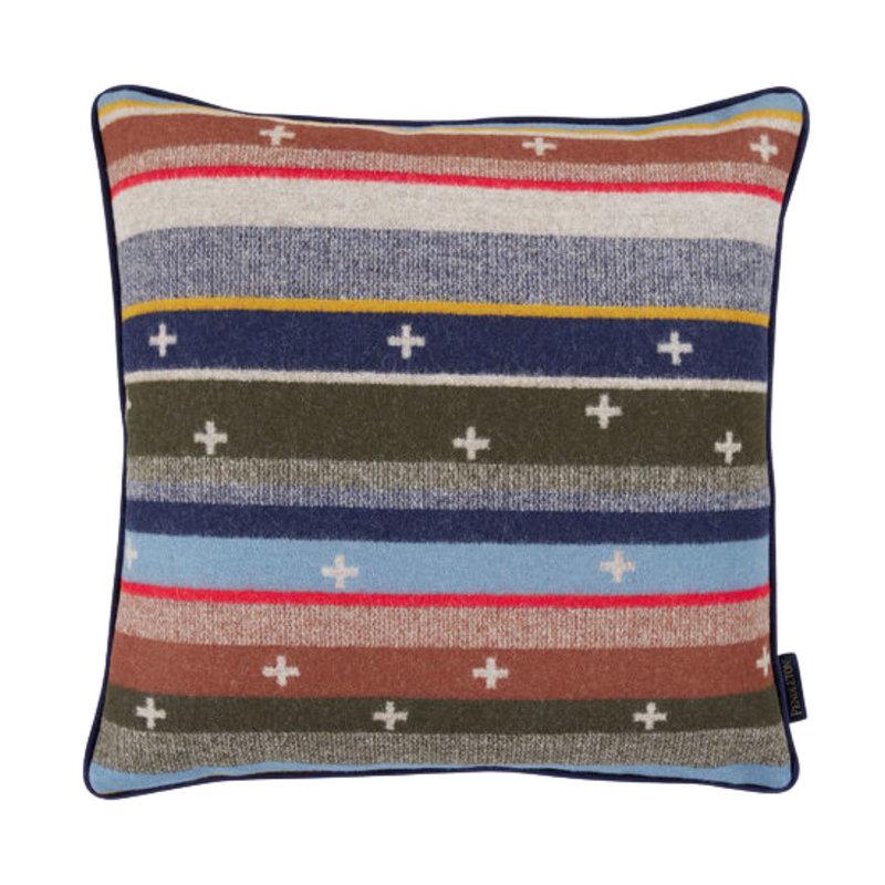 Pendleton Jacquard Pillow 18 x 18 | Scout Stripe