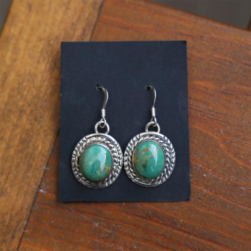 Hymn Alexander Sterling | Turquoise Dangle Earrings