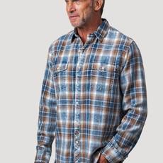 True Grit   Austin Daybreak Shirt   Brown