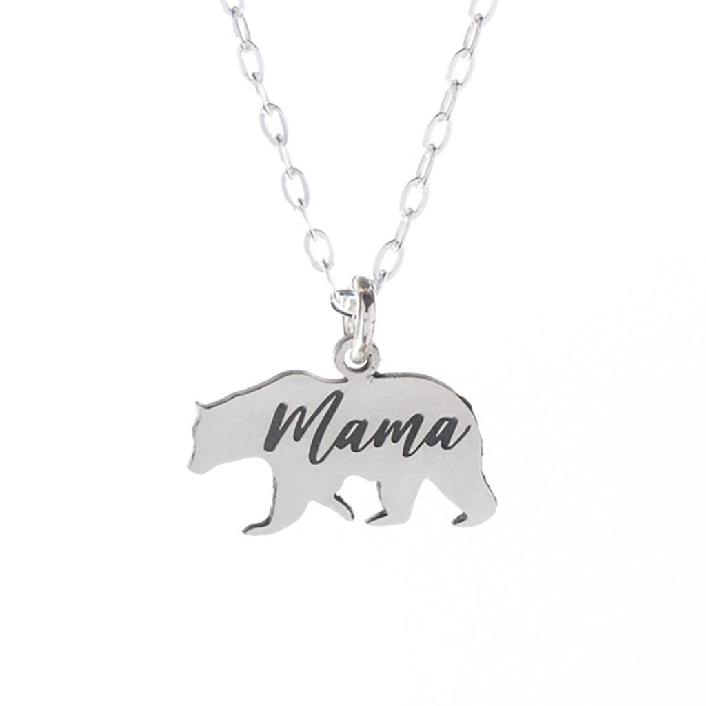 The Bearded Jeweler The Bearded Jeweler | Mama Bear Necklace