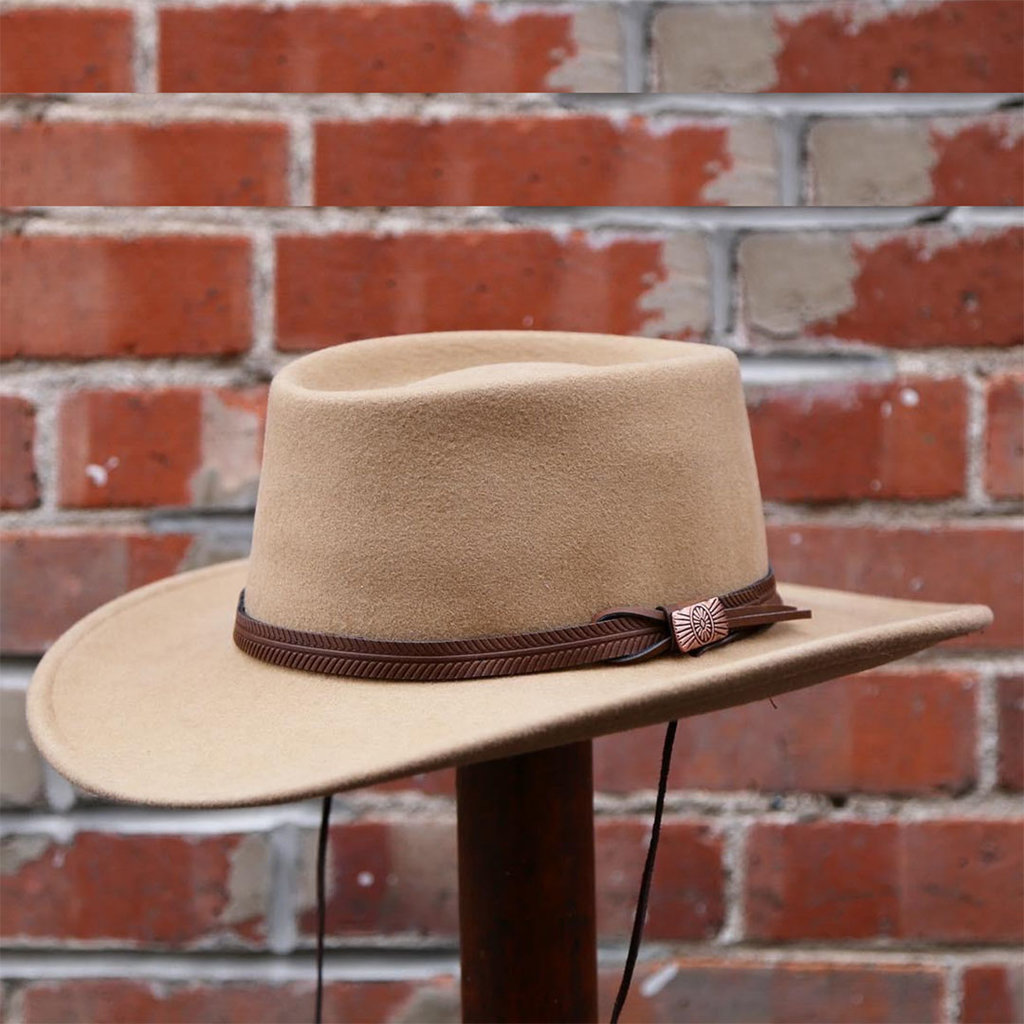 Head West Private Label   The Copper Mountain Hat