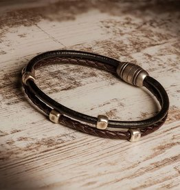 Spirit Bracelet | Brown