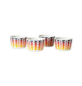 Pendleton Snack Bowl Set of 4   Harding Collection