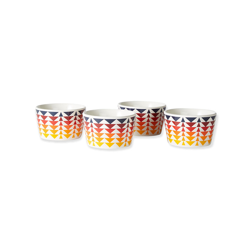 Pendleton Snack Bowl Set of 4 | Harding Collection
