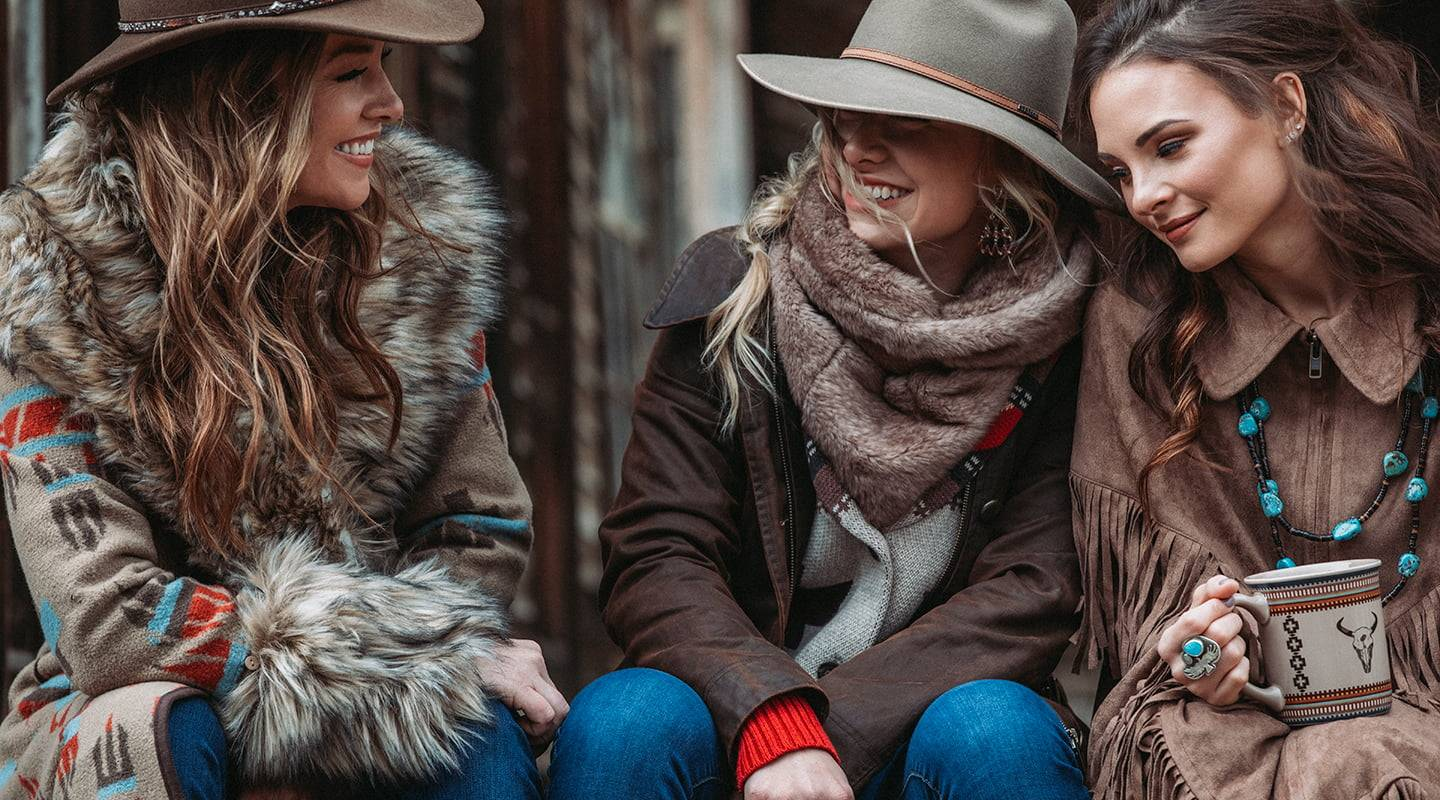 Shop our Collection of Women's Outerwear
