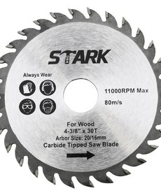 "STARK Stark Carbide Saw Blade 4-3/8"" 30 Tooth"