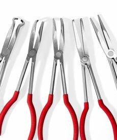 "STARK Stark Needle Nose Plier Set 5pc 11"" Length"