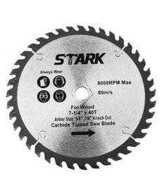 "STARK Stark Carbide Saw Blade 7-1/4"" 40T"