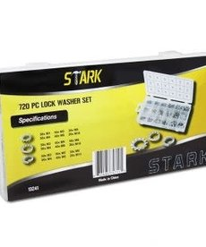 STARK Stark Lock Washer Assortment 720pc