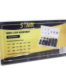 STARK Stark E-Clip Assortment 300pc